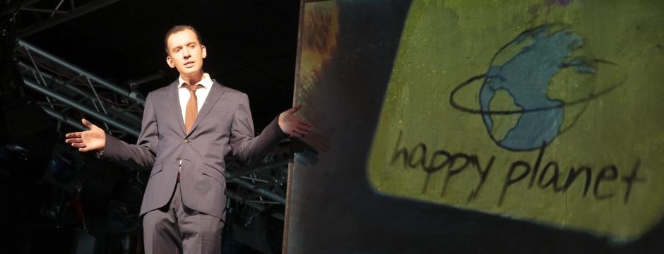 Happy Planet – Theater Phönix (Stage Design)