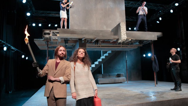 Happy Planet - Theater Phönix (Stage Design)